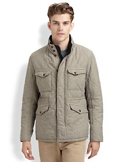 Rag & Bone - Quilted Tavistock Jacket