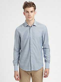 Rag & Bone - Julius Striped Sportshirt