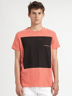 Rag & Bone - Square Pocket Tee