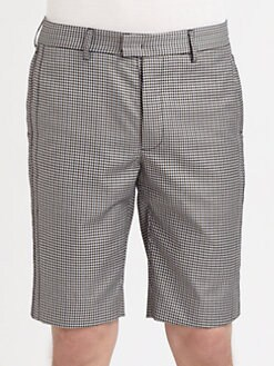 Yigal Azrouel - Check Shorts
