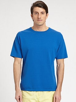 T by Alexander Wang - Stretch Jersey Tee