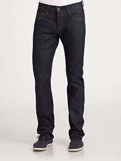 Rag & Bone - Straight-Leg Jeans