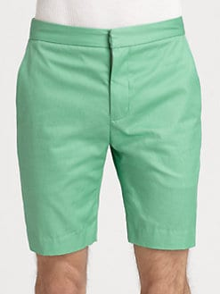 Richard Chai - Heavy Twill Shorts