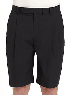 T by Alexander Wang - Water Resistant Poplin Shorts