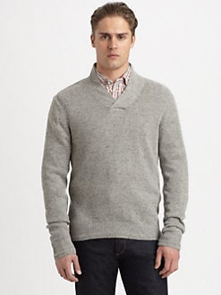 Rag & Bone - Braddock Shawl Collar Sweater