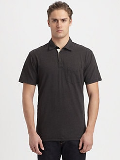 Rag & Bone - Basic Pocket Polo