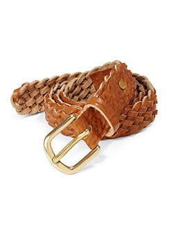Rag & Bone - Strand Woven Belt
