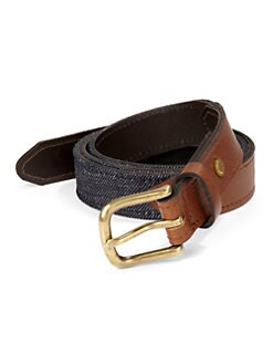 Rag & Bone - Boater Denim Belt