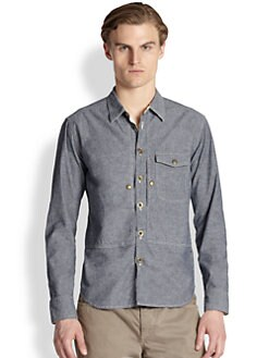 Rag & Bone - Utility Sportshirt