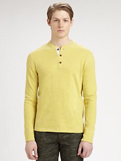 Rag & Bone - Basic Henley