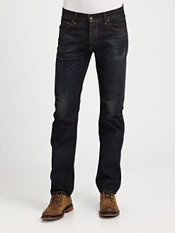 Rag & Bone - Japanese-Cotton Jeans
