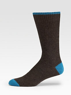 Saks Fifth Avenue Men's Collection - Cashmere Socks