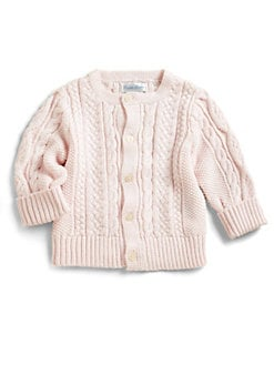 Ralph Lauren - Infant's Mercerized Cotton Cardigan