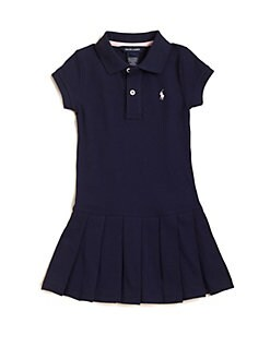Ralph Lauren - Toddler's & Little Girl's Polo Dress