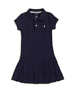 Ralph Lauren - Toddler's & Little Girl's Polo Dress