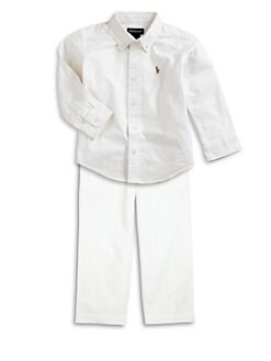 Ralph Lauren - Toddler's & Little Boy's Oxford Shirt