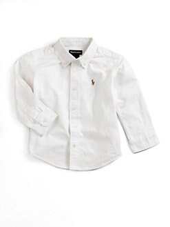 Ralph Lauren - Infant's Oxford Solid Shirt