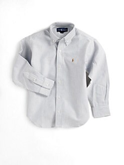 Ralph Lauren - Infant's Oxford Stripe Shirt