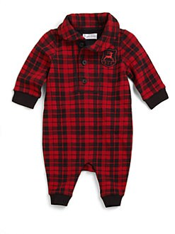 Ralph Lauren - Infant's Shawl Collar Coverall