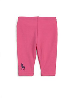 Ralph Lauren - Layette's Stretch Cotton Leggings