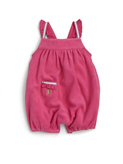 Ralph Lauren - Infant's Terry Bubble Shortall
