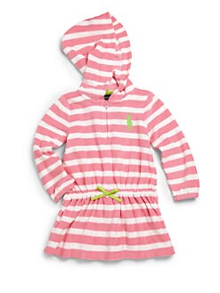 Ralph Lauren - Infant's Striped Terry Coverup