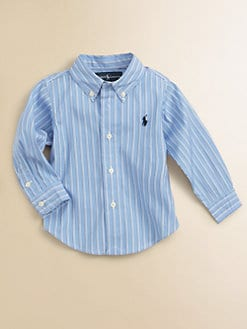 Ralph Lauren - Infant's Striped Dress Shirt