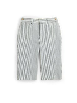 Ralph Lauren - Infant's Woodsman Seersucker Pants