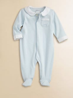 Ralph Lauren - Layette's Nautical Footie