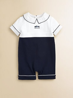 Ralph Lauren - Layette's Colorblocked Shortall
