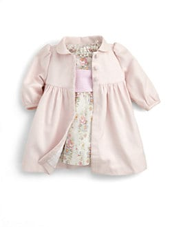 Ralph Lauren - Layette's Princess Coat