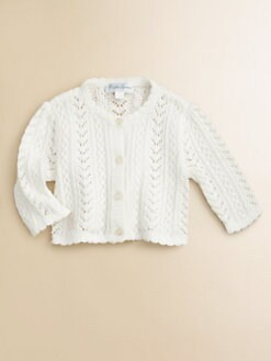 Ralph Lauren - Layette's Pointelle Shrug