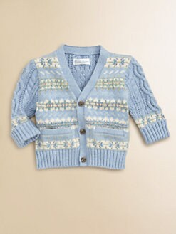 Ralph Lauren - Layette's Fair Isle Cardigan