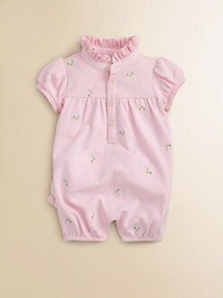 Ralph Lauren - Layette's Floral Shortall