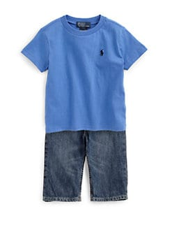 Ralph Lauren - Infant's Jersey Tee