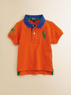 Ralph Lauren - Toddler's & Little Boy's Mesh Pony Polo Shirt