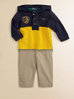 Ralph Lauren - Infant's Rugby Hoodie