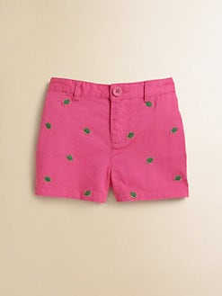 Ralph Lauren - Infant's Schiffli Chino Shorts