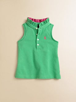 Ralph Lauren - Infant's Mesh Polo Shirt