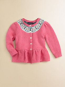 Ralph Lauren - Infant's Fair Isle Cardigan