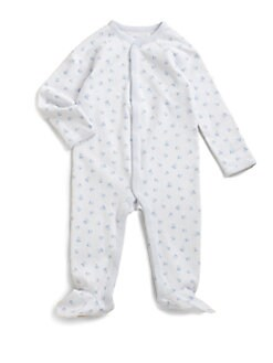 Ralph Lauren - Infant's Block Print Coverall