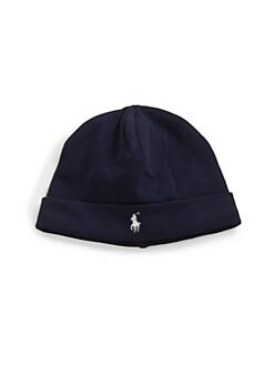 Ralph Lauren - Layette's Cotton Hat