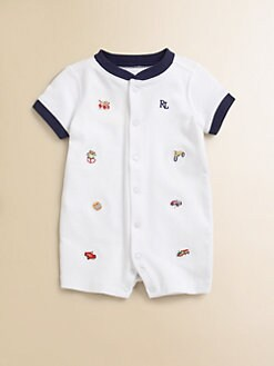 Ralph Lauren - Layette's Toy Shortall