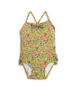 Ralph Lauren - Infant's Floral Swimsuit