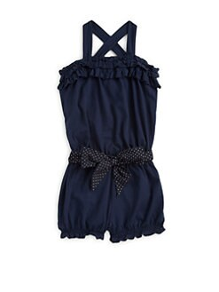 Ralph Lauren - Infant's Ruffled Romper