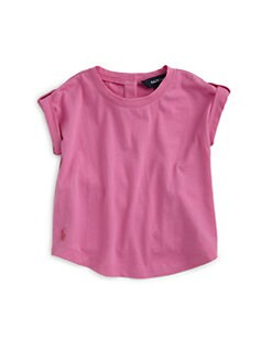 Ralph Lauren - Infant's Cotton Tee