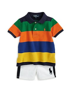 Ralph Lauren - Infant's Lifesaver Polo Shirt