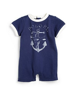 Ralph Lauren - Infant's Jersey Shortall