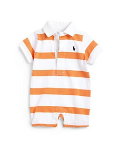 Ralph Lauren - Infant's Striped Rugby Shortall