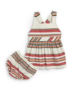Ralph Lauren - Infant's Striped Sundress